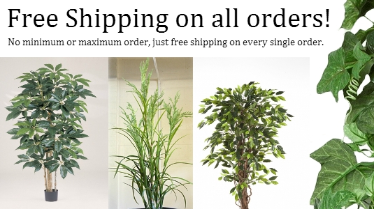 Second to Nature provides free shipping on all orders.